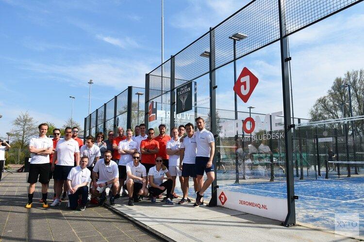 Bedrijven uit regio Alkmaar dagen elkaar sportief uit