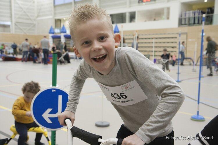 Nog 100 dagen - Aftellen naar EK Wielrennen met sportieve activiteiten in meivakantie