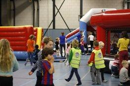 In de meivakantie Sportfeest in Overdie