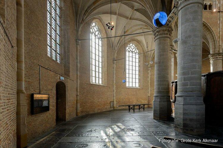 Gratis rondleidingen in Grote Kerk Alkmaar gedurende de zomermaanden