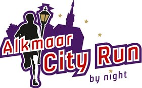 Ook kids rennen tijdens Alkmaar City Run by Night