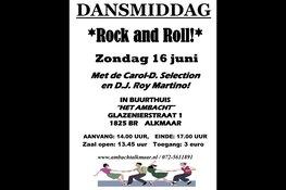 Rock and Roll met Carol-D en Roy Martino!