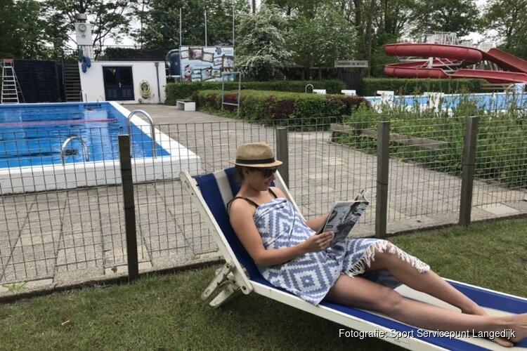 Zwembad de Bever viert Moederdag