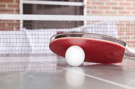 Speel Ping Pong én Tafeltennis met Bettine Vriesekoop op 15 juni