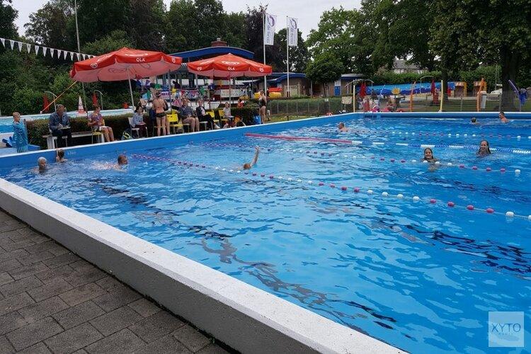 Zwemvierdaagse in Zwembad de Bever