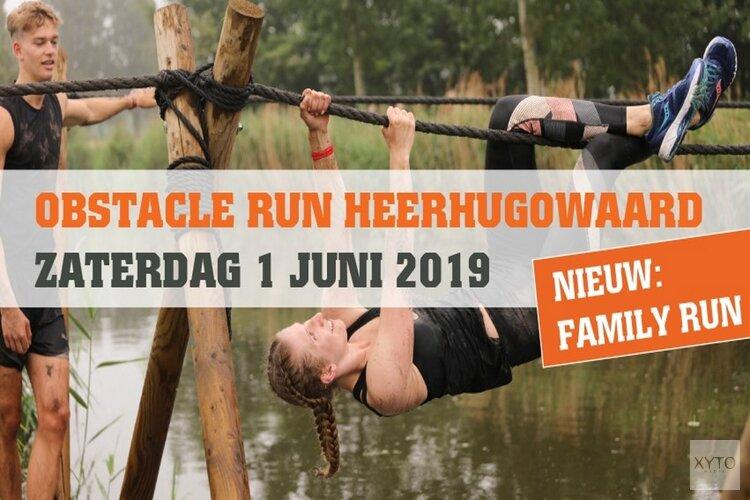 Heb jij je tickets al binnen voor de Obstacle Run Heerhugowaard?
