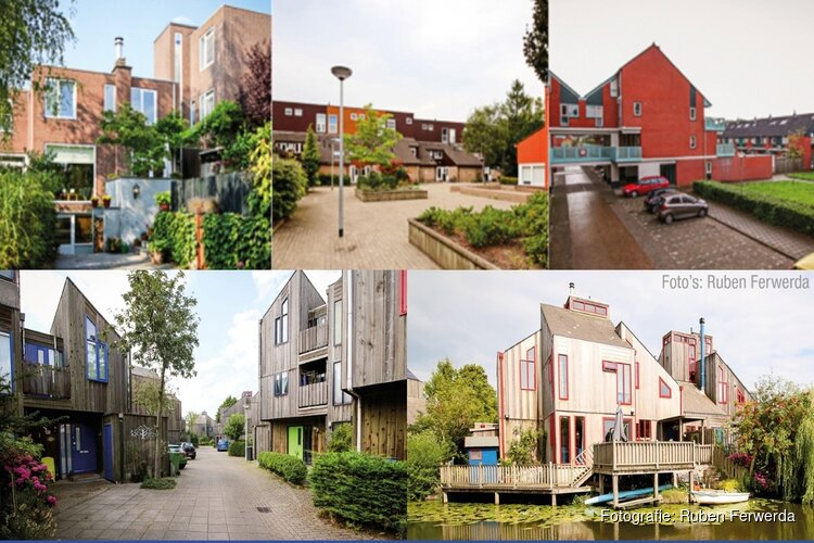 Houtskeletbouw in Alkmaar-Noord, een uniek en leerzaam experiment