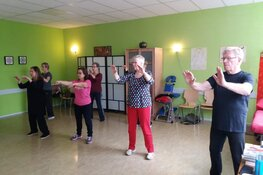 Workshop tai chi in De Rekere