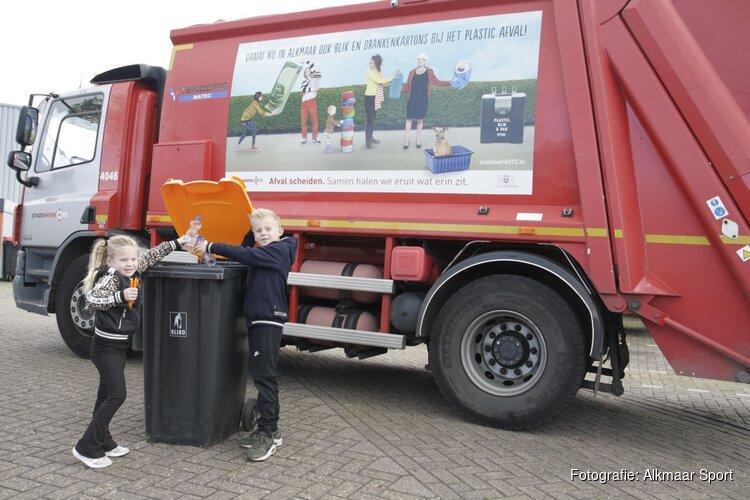 Hardloopevenement met tintje duurzaamheid