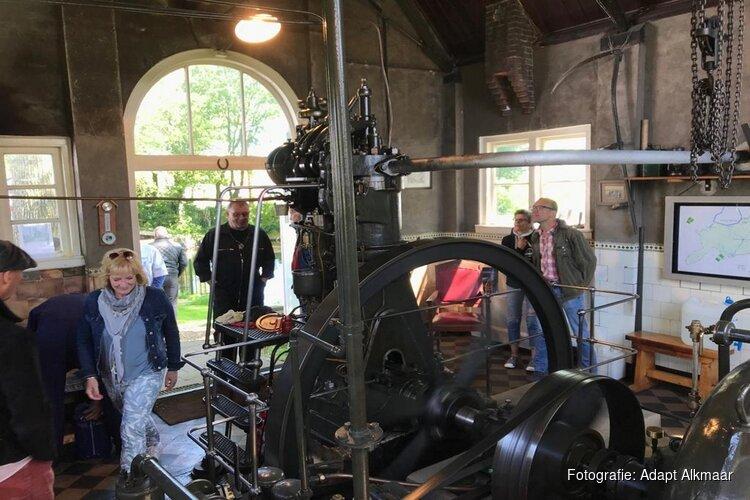 140 bezoekers aan dieselgemaal Alkmaar