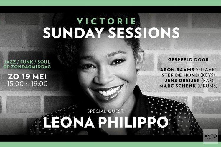 Leona Philippo in Victorie Sunday Sessions