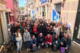 Succesvolle 'Instawalk Alkmaar' brengt 60 fotografieliefhebbers bij elkaar