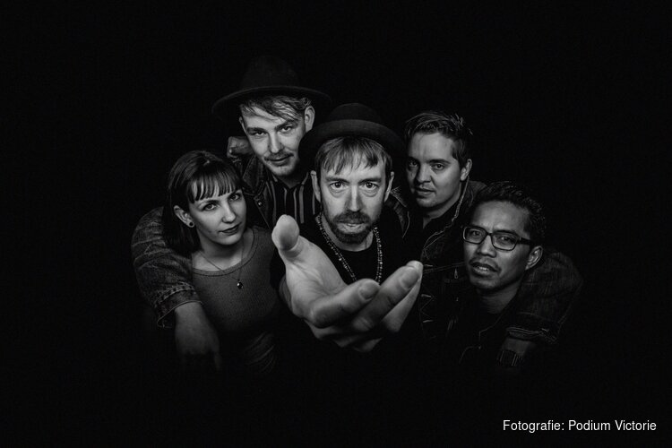 Debuut album Alkmaarse band Black Operator