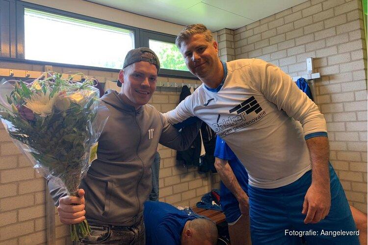 Alcmaria Victrix wint doelpuntenfestijn, Flamingo's 64 verslaat De Foresters