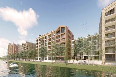 Versnelling woningbouw: overeenstemming bouw 411 woningen Jaagpad Oost