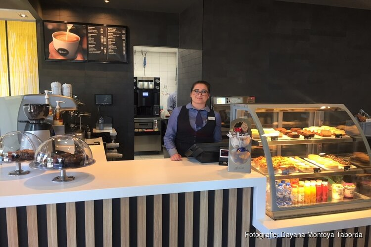 McCafé in McDonald's restaurant Alkmaar West geopend