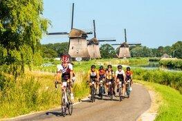 Even Westfries zijn in de Ronde van de Westfriese Omringdijk