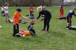 Zomerse sportmiddagen in drie wijken in Alkmaar