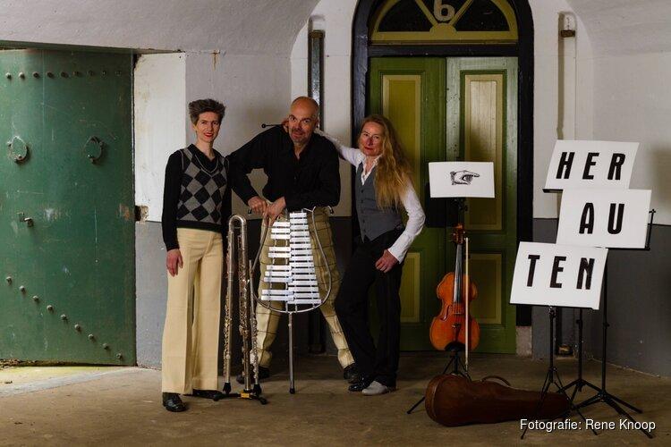 Herauten op de stelling: Theatraal concert op Fort bij Spijkerboor