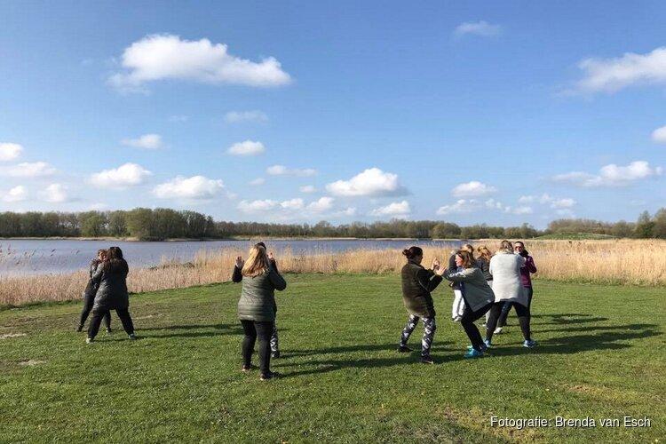 Mindful run brengt lichaam en geest in beweging