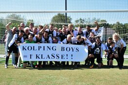 Kolping Boys geniet van het succes