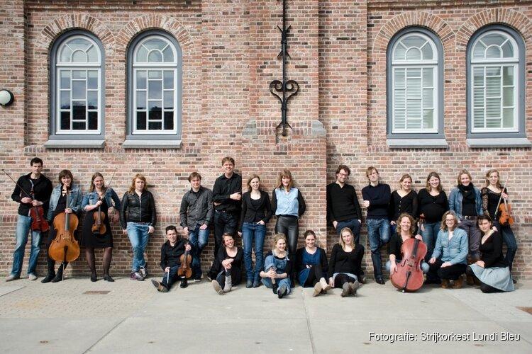 Strijkorkest Lundi Bleu in Engelse sferen