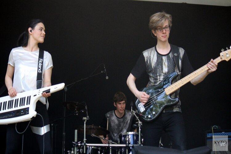 "Festival ""De Hout Rocks"" zeer geslaagd"