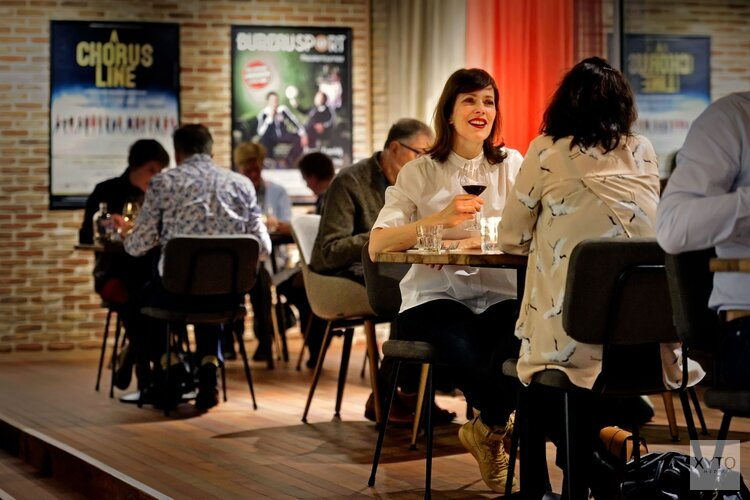Grand Café Klunder in top 5 beste theaterrestaurants van Nederland