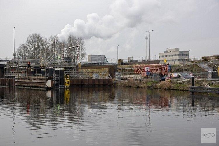 Leeghwaterbrug Alkmaar gaat weer dicht: file neemt langzaam af