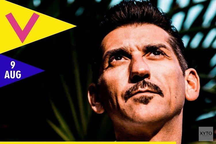 Gratis concert Danny Vera in Victorie: kaarten binnen paar uur weg