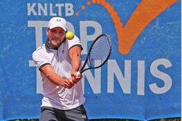 Aan spanning geen gebrek tijdens hoofdtoernooi ITF World Tennis Tour