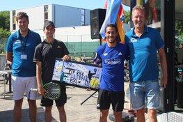 Ferreyra/Rodriguez prolongeren titel tijdens Alkmaarse padelshow