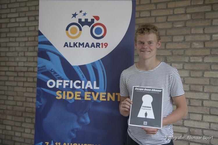 Leerling PCC Vondelstraat is snelste scholier van Alkmaar