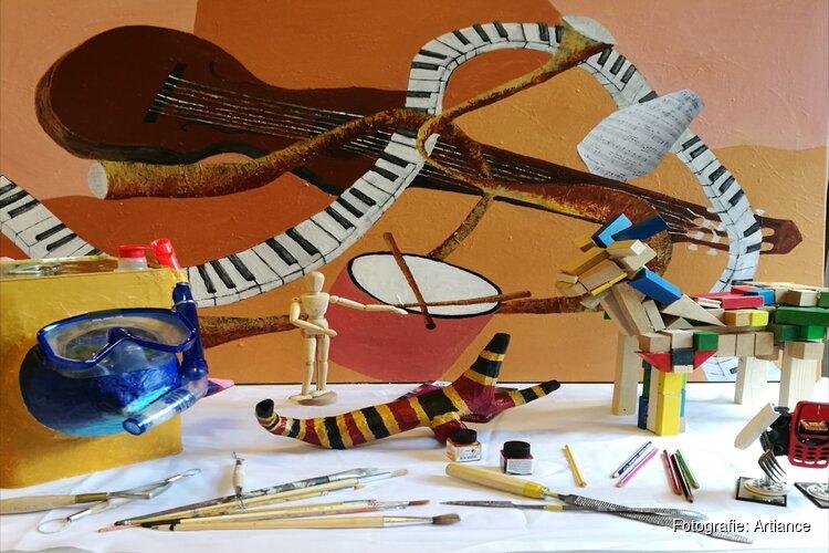 Open Dag Kunstschool Artiance Speciaal