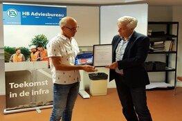 HB Adviesbureau wint verkiezing beste leerbedrijf 2019 provincie Noord-Holland in de sector Techniek en gebouwde omgeving