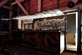Grand opening taproom The Scrapyard in Alkmaar