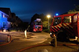 Brand in appartement in Alkmaar