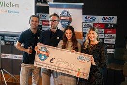 JCI Alkmaar doneert € 20.000,- aan het goede doel