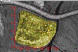 Eerste Nederlandse barbacane ontdekt bij kasteel in Alkmaar