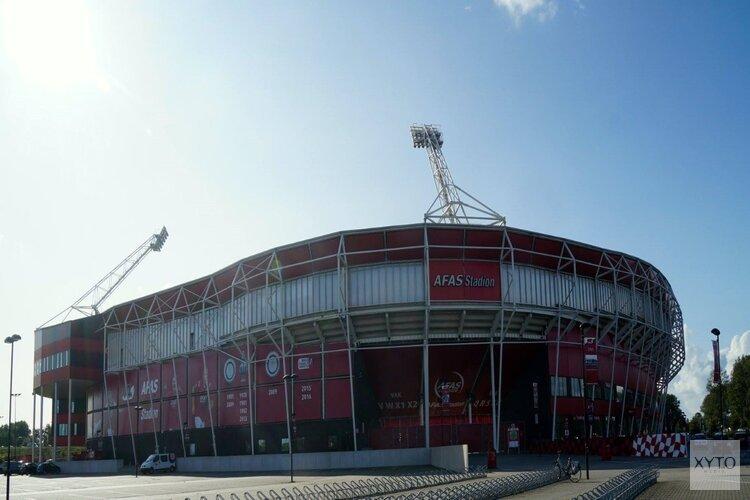 Oefenwedstrijd van AZ tegen Oostende gestaakt