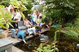 Zondag 18 augustus beestjesdag bij Hortus Alkmaar