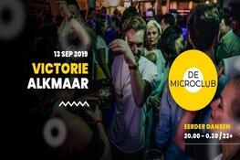 Na een succesvolle eerste editie is De Microclub op 13 september  weer terug in Alkmaar