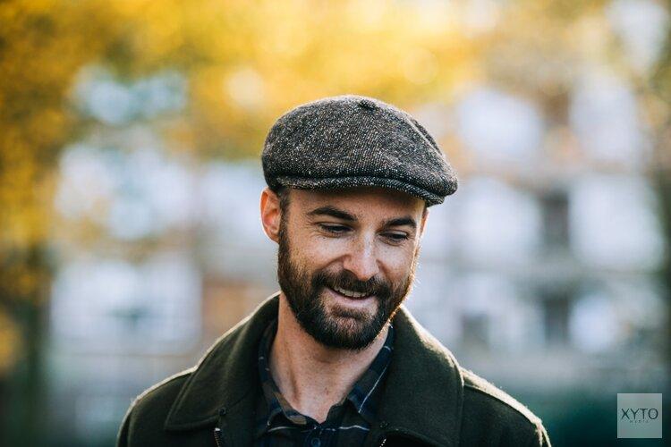 Alkmaarse singer/songwriter Guy Rooks presenteert debuutalbum in Podium Victorie