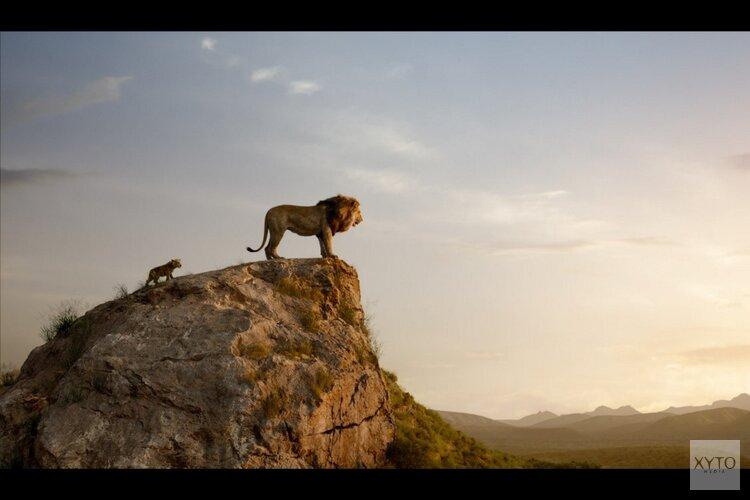 """Speciale """"prikkelvrije"""" voorstelling van The Lion King bij Vue Alkmaar"""