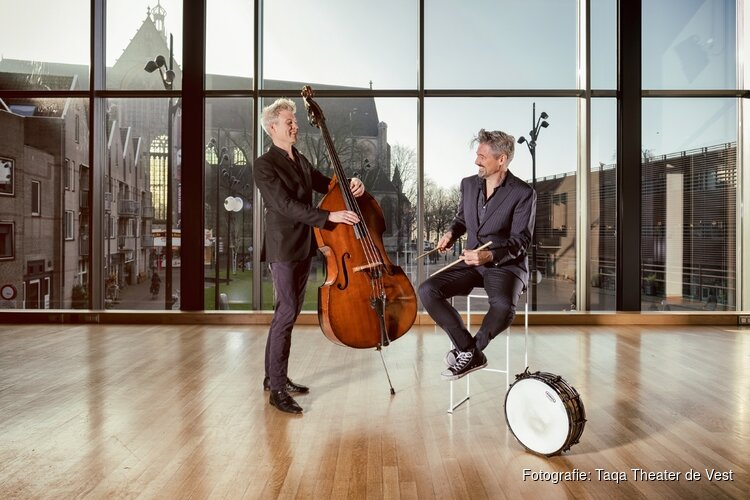 Nieuwe serie Jazz Cafés in De Vest met bijzondere editie op 2 september  Live debuut Test Propeller met Jeff Taylor & Henry Hey (USA)