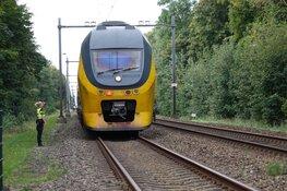 Treinverkeer tussen Alkmaar en Uitgeest plat na aanrijding in Heiloo