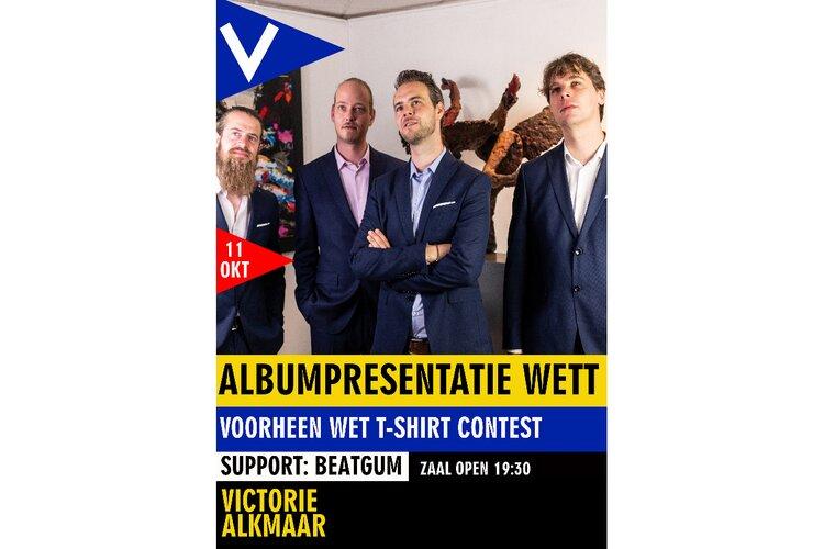 WETT (voormalig Wet T-Shirt Contest) pakt uit in Podium Victorie!