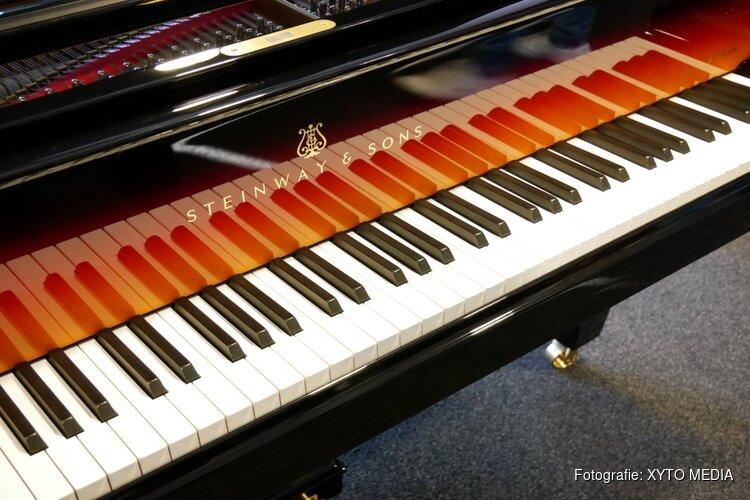 Heropening Maene-Ypma Piano's Alkmaar