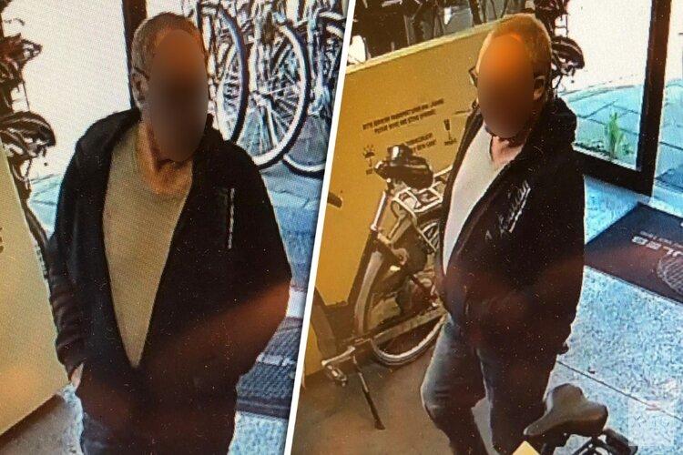"""Winkeleigenaar zoekt man die ervandoor ging met dure e-bike: """"Vertrouwen in mens kwijt"""""""