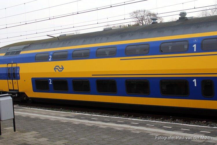 Geen treinverkeer tussen Uitgeest en Alkmaar door ongeval
